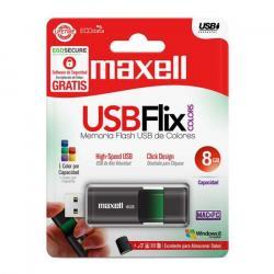 USB-pamet-MAXELL-FLIX-USB-2.0-8GB-ChEREN