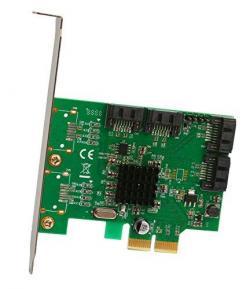 Kontroler-Estillo-SATA-PCI-Express-Card-4-ports