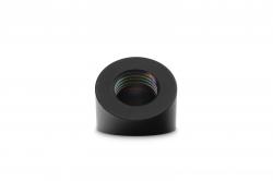 EK-Quantum-Torque-Static-FF-45grad-adapter-fitting-Black
