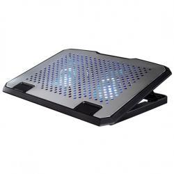 Notebook-Cooler-Hama-53064-Aluminium-Black
