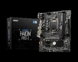 MSI-H410M-PRO-E-LGA1200