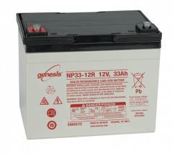 Aкумулаторна батерия Genesis NP33-12 12V 33Ah