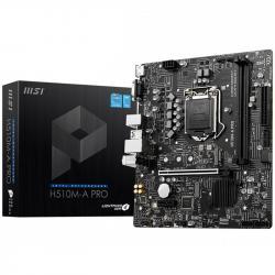 MSI-H510M-A-PRO-mATX-Socket-1200-Intel-H510-Chipset-Dual-Channel-DDR4