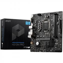 MSI-H510M-PRO-mATX-Socket-1200-Intel-H510-Chipset-Dual-Channel-DDR4