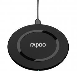 Bezzhichno-zarqdno-ustrojstvo-s-adapter-RAPOO-XC140-Qi-2.5-5-7.5-10W-Cheren