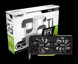 PALIT-GeForce-RTX-3060Ti-Dual-OC-8GB-GDDR6-LHR-256bit-3xDP-HDMI
