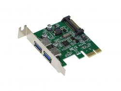 Konvertor-ESTILLO-PCIex-2-x-USB-3.0-LOW-PROFILE