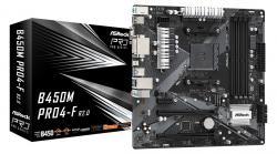 ASROCK-Main-Board-Desktop-B450M-PRO4-F