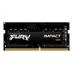 Pamet-Kingston-FURY-IMPACT-8GB-SODIMM-DDR4-PC4-25600-3200MHz-CL20-KF432S20IB-8