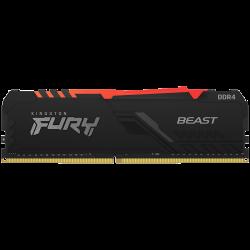 Kingston-DRAM-8GB-3200MHz-DDR4-CL16-DIMM-FURY-Beast-RGB-EAN-740617319439
