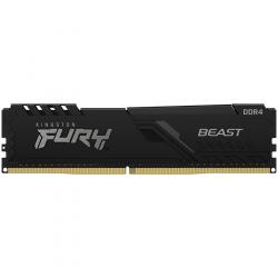 Kingston-DRAM-8GB-2666MHz-DDR4-CL16-DIMM-FURY-Beast-Black-EAN-740617320183