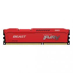 Pamet-Kingston-FURY-Red-4GB-DDR3-PC3-12800-1600MHz-CL10-KF316C10BR-4