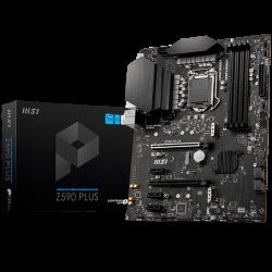 MSI-Z590-PLUS-ATX-Socket-1200-Dual-Channel-DDR4-5333-OC-MHz-2x-PCIe-x16