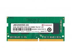 Transcend-4GB-JM-DDR4-3200Mhz-SO-DIMM-1Rx16-512Mx16-CL22-1.2V