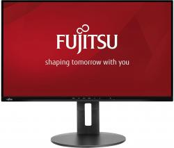 Monitor-FUJITSU-B27-9-TS-27-quot-FHD-IPS-DP-HDMI-DVI-D-4-x-USB-Tymno-siv