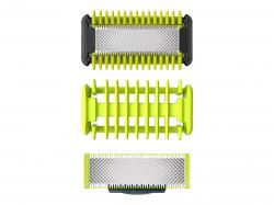 PHILIPS-OneBlade-replacement-pack-1-blade-for-face-1-blade-for-body-body-comb-3mm