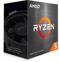 Procesor-AMD-RYZEN-5-5600X-MPK-6-Core-3.7-GHz-4.6-GHz-Turbo-32MB-65W-AM4