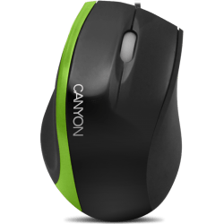 Input-Devices-Mouse-Box-CANYON-CNR-MSO01N-Cable-Optical-800dpi-3-btn-USB-Black-Green