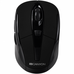 CANYON-2.4GHz-wireless-optical-mouse-with-6-buttons-DPI-800-1200-1600-Black-92*55*35mm-0.054kg