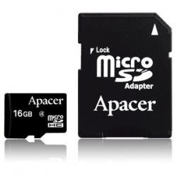 Apacer-16GB-Micro-Secure-Digital-HC-Class-4-with-SD-adapter-