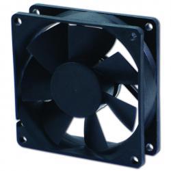 Ventilator-Fan-80x80x25-Ball-Bearing-2500rpm-EC8025M12CA