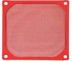 Filtyr-Fan-Filter-Metal-Red-92mm