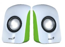 Tonkoloni-GENIUS-SP-U115-1.5W-USB-beli