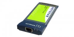 Adapter-PCMCIA-to-LAN-NETGEAR-10-100-1000M