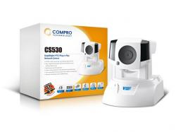 Compro-CS530-Day-Night-PTZ-IP-ohranitelna-kamera-MJPEG-30fps-VGA