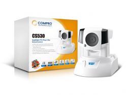 Compro-CS530-Day-Night-PTZ-IP-ohranitelna-kamera-MJPEG-30fps-VGA