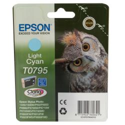Epson-T0795-Light-Cyan-Ink-Cartridge-Retail-Pack-untagged-for-Stylus-Photo-1400-Epson-Stylus-Photo-P50