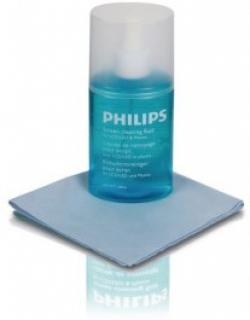 Philips-pochistvasht-komplekt-za-LCD-LED-Plasma-displej-Eco-friendly-sprej+kyrpichka