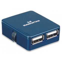 MANHATTAN-160605-Hi-Speed-USB-Micro-hyb-4-porta-sin