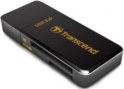 Transcend-SD-microSD-Card-Reader-USB-3.0-3.1-Gen-1-Black
