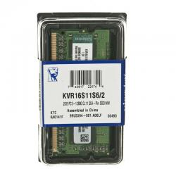 Kingston-2GB-1600MHz-DDR3-Non-ECC-CL11-SODIMM-1Rx16-EAN-740617226744