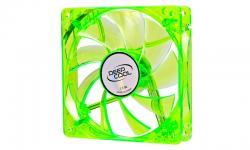 Ventilator-Fan-120mm-Green-LED-Xfan-120U-G-B-1300rpm