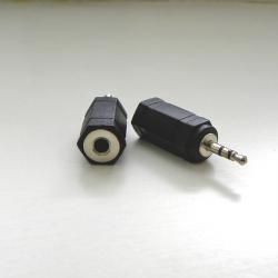 Adaptor-2.5mm-M-3.5mm-F-GMB